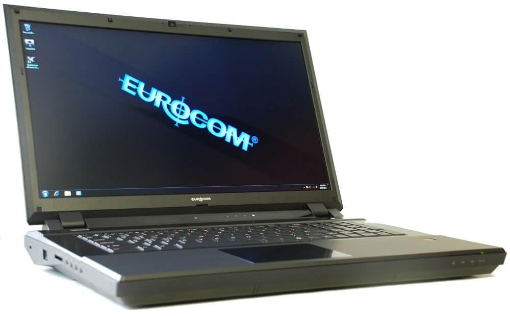Заказать ремонт ноутбука EUROCOM в Санкт-Петербурге