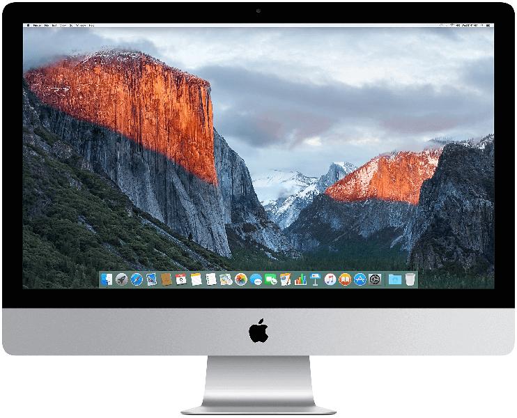 Заказать ремонт iMac 27 в Санкт-Петербурге