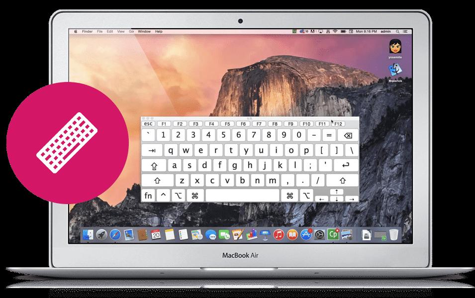 Заказать ремонт клавиатуры Macbook в Санкт-Петербурге