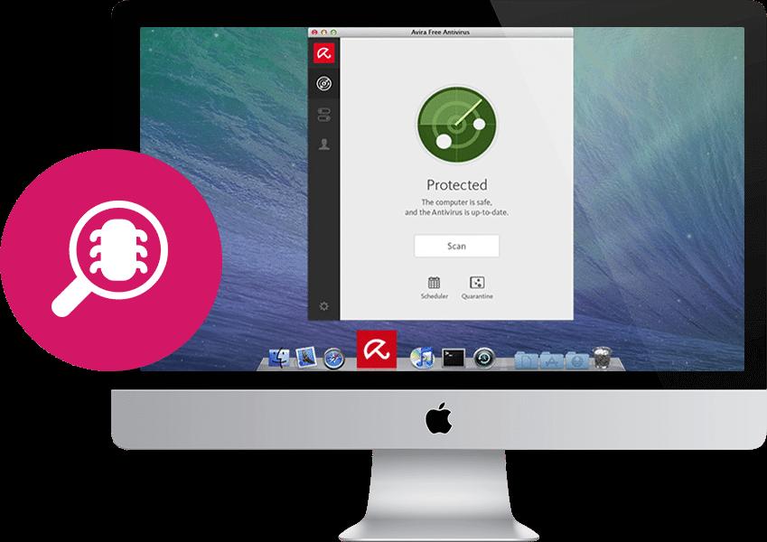 Заказать удаление вирусов iMac в Санкт-Петербурге