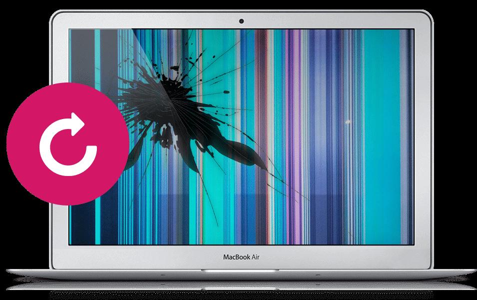 Заказать замену экрана Macbook в Санкт-Петербурге