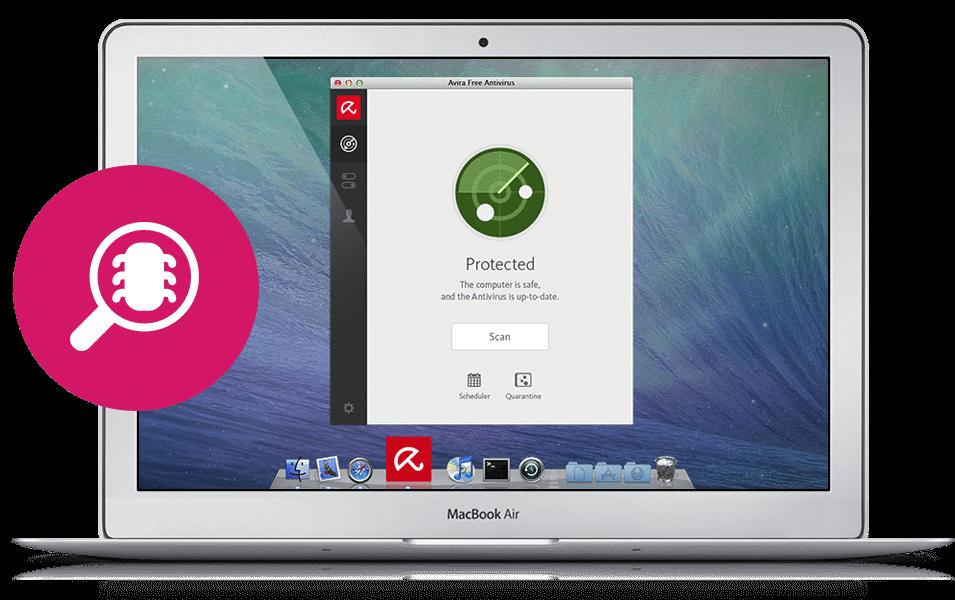 Заказать удаление вирусов Macbook в Санкт-Петербурге