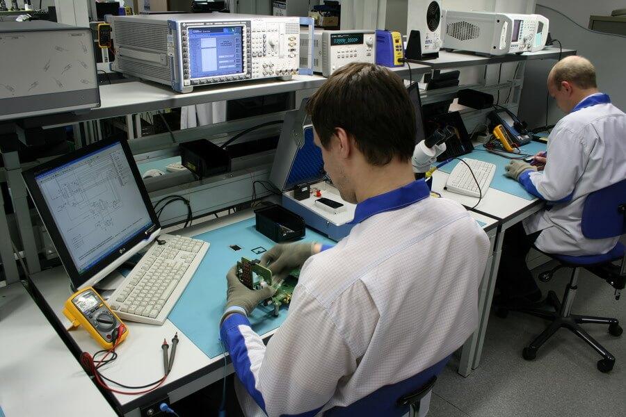Сервисный центр PC-CENTR в Санкт-Петербурге