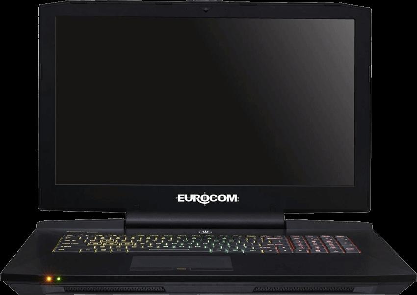 Ремонт ноутбуков Eurocom в Санкт-Петербурге